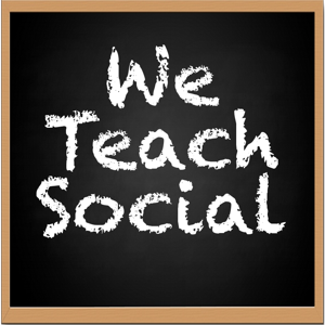 We Teach Social Media
