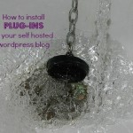 How to install plug-ins in your wordpress blog