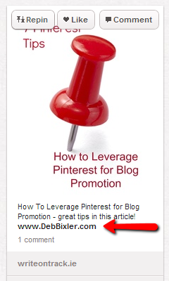 What Not To Do On Pinterest