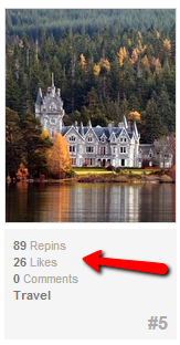 5th Most Popular Pin on Repinly Today