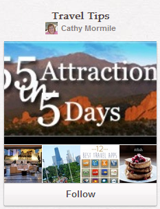 How Tourist Businesses Should Be Using Pinterest