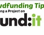 Crowdfunding - Tips for running a crowdfunding project