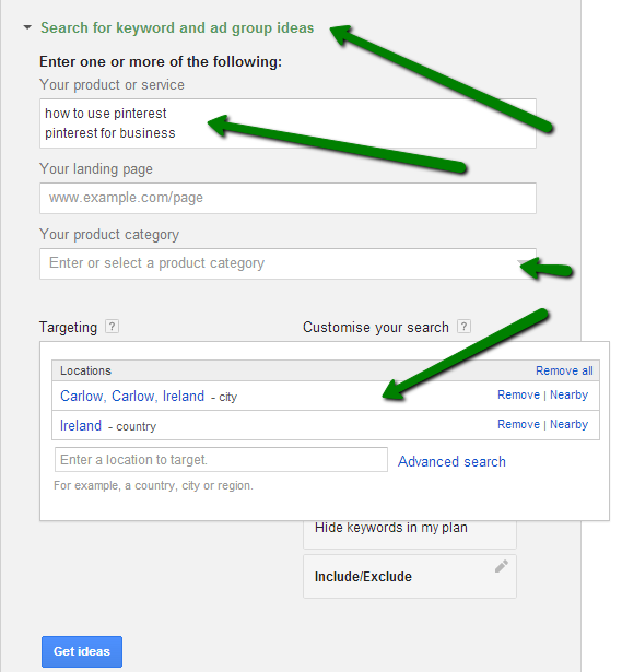 How_to_use_google_keyword_planner