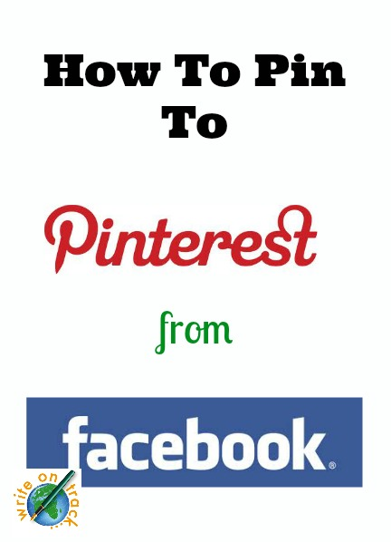 how to pin to pinterest from facebook 2