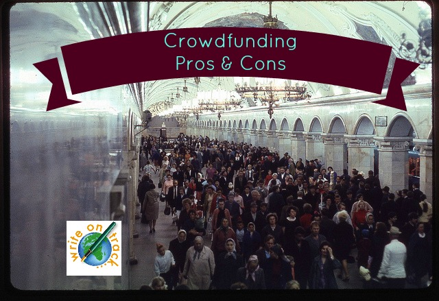 The pros and cons of crowdfunding - why crowdfunding can be great for your business