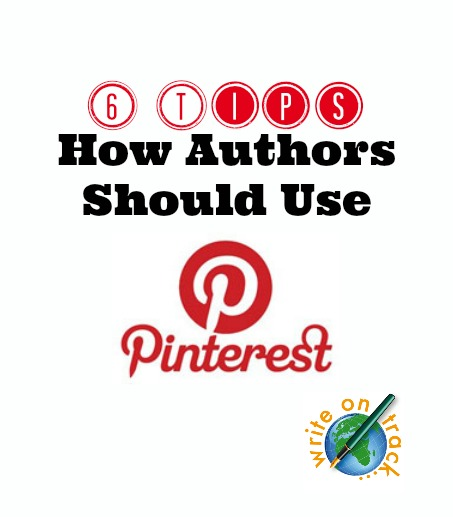6 Tips How Authors should use Pinterest