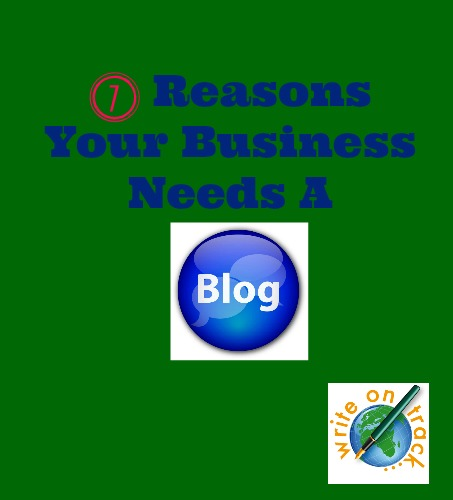 7 reasons your business needs a blog