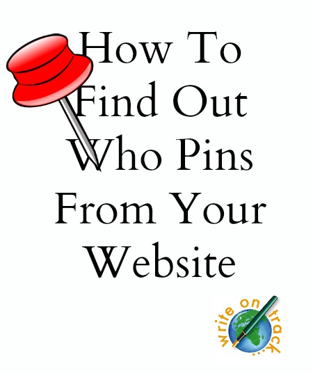 How To Find Out Who Is Pinning From Your Website