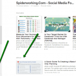 Feedly – For Finding Blogs & Relevant Content