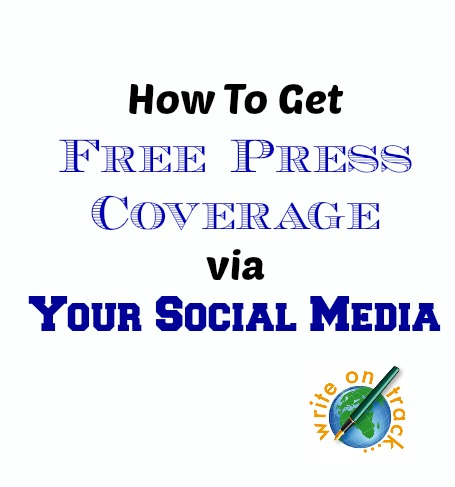 How to get free press coverage via your social media