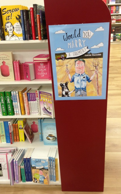 How to get your self published book into bookshops