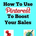 Thursday's Tip: Using Pinterest To Boost Sales