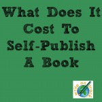 What does it cost to self publish a book