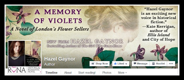 Use your cover image and avator to promote your book