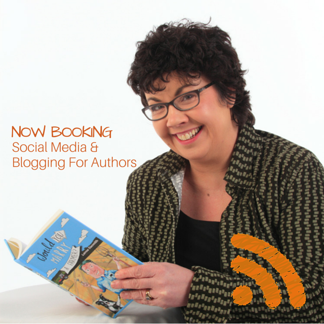 Social Media and Blogging for Authors