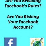Are You Risking Losing Your Facebook Presence?
