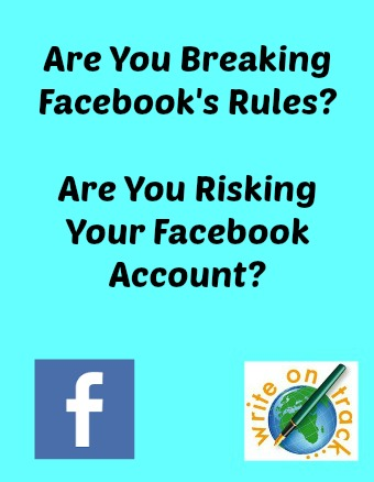 Are you breaking Facebook's rules?
