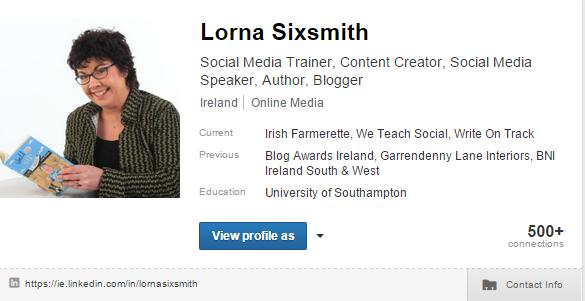 How writers should use LinkedIn