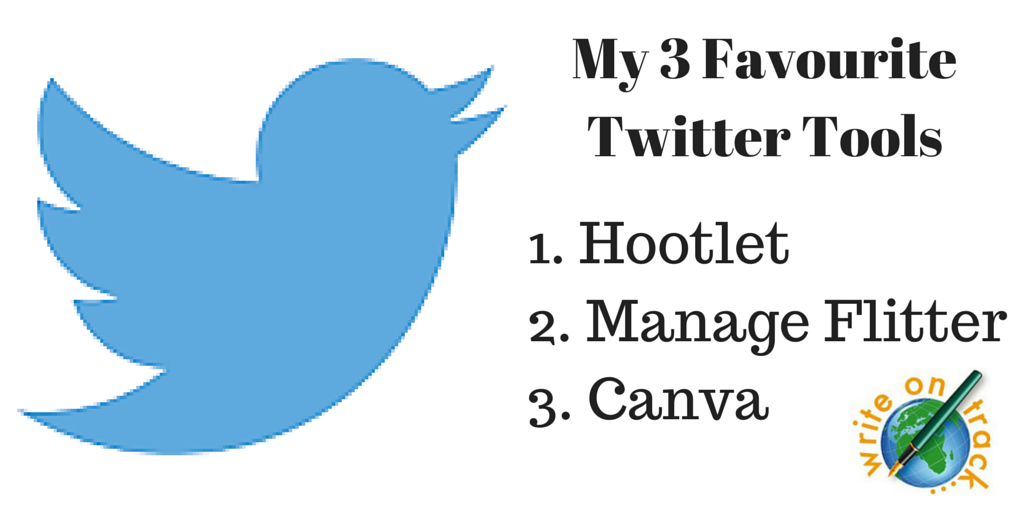 My 3 Favourite Twitter Tools