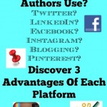 Which Social Media Platforms Should Writers Use?