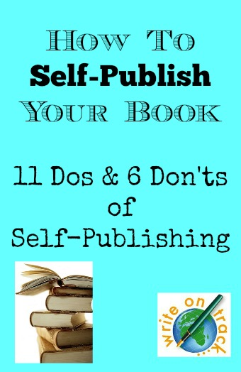 The Dos and Don'ts of Self-publishing