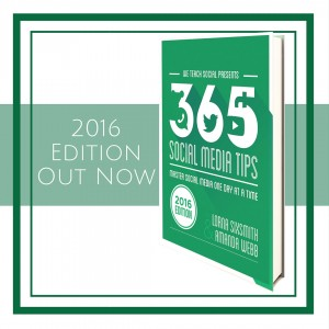 Buy 365 Social Media Tips on Amazon